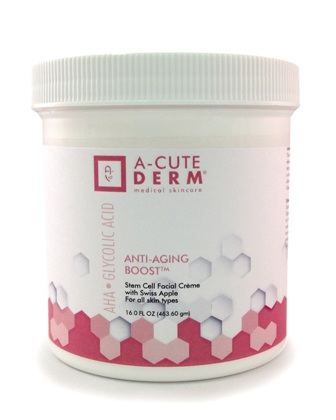 Anti-Aging Boost Stem Cell Facial Creme 4 oz